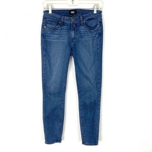 Paige Verdugo Crop DENIM JEANS SKINNY stretch